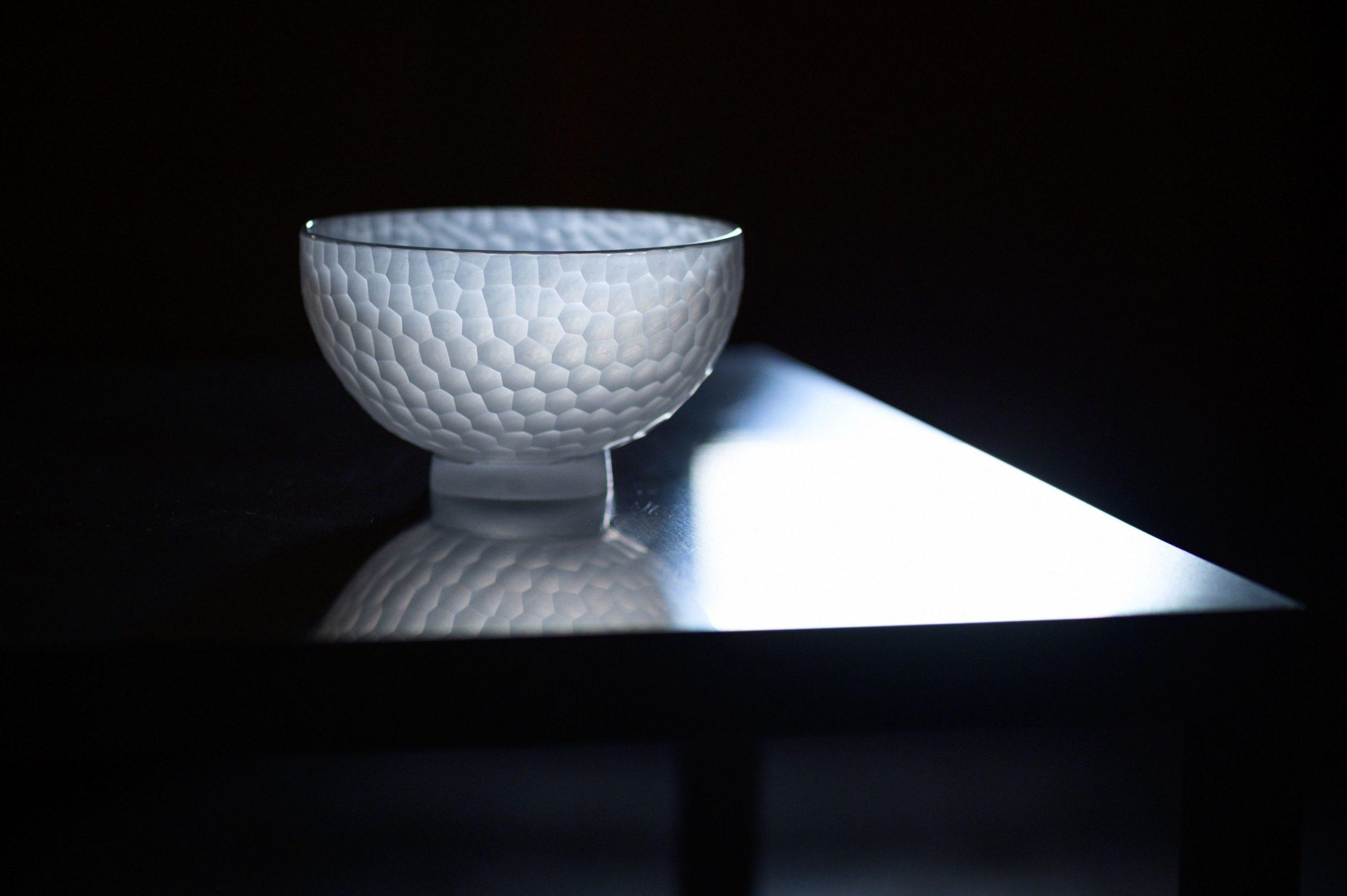 削紋碗|BIOME 展示イメージ